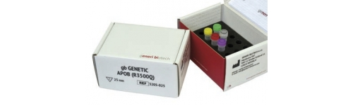 IVD kits for human genetics