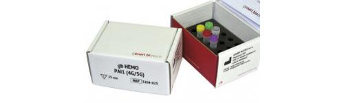 IVD kits for thrombophilic mutations