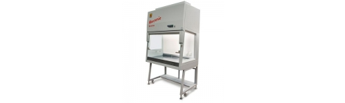 PCR a laminární boxy