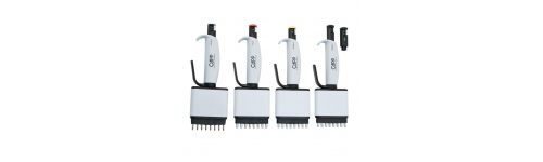 Multichannel pipettes